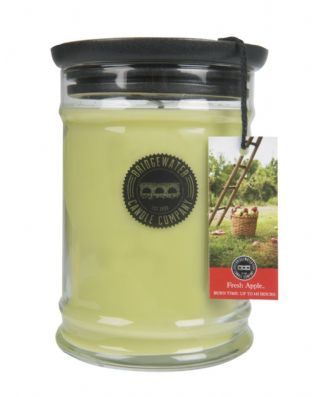 Fresh Apple Large Jar Candle